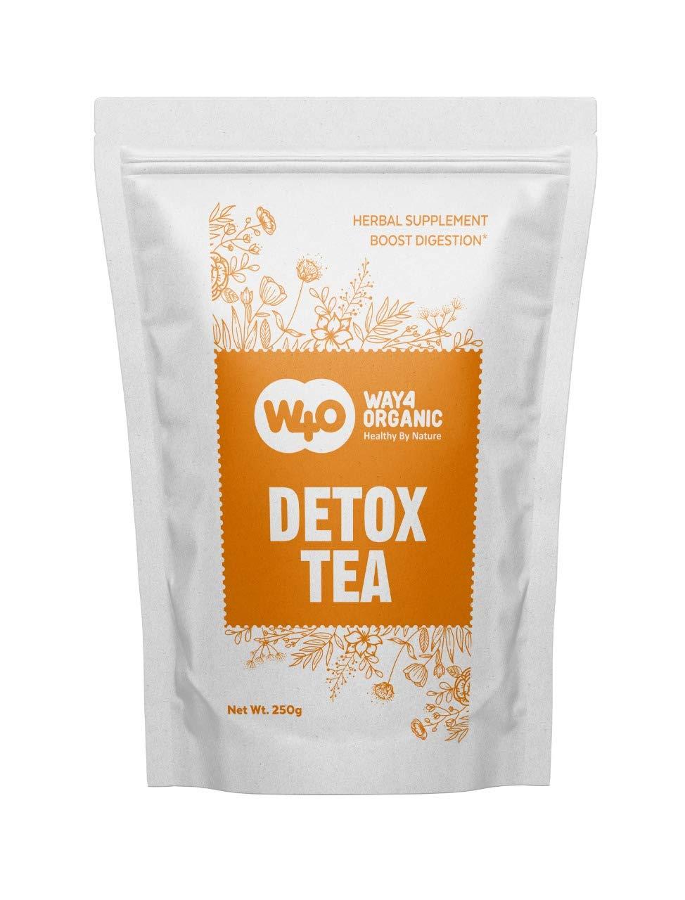 Way4Organic Detox Smooth Digestive Tea