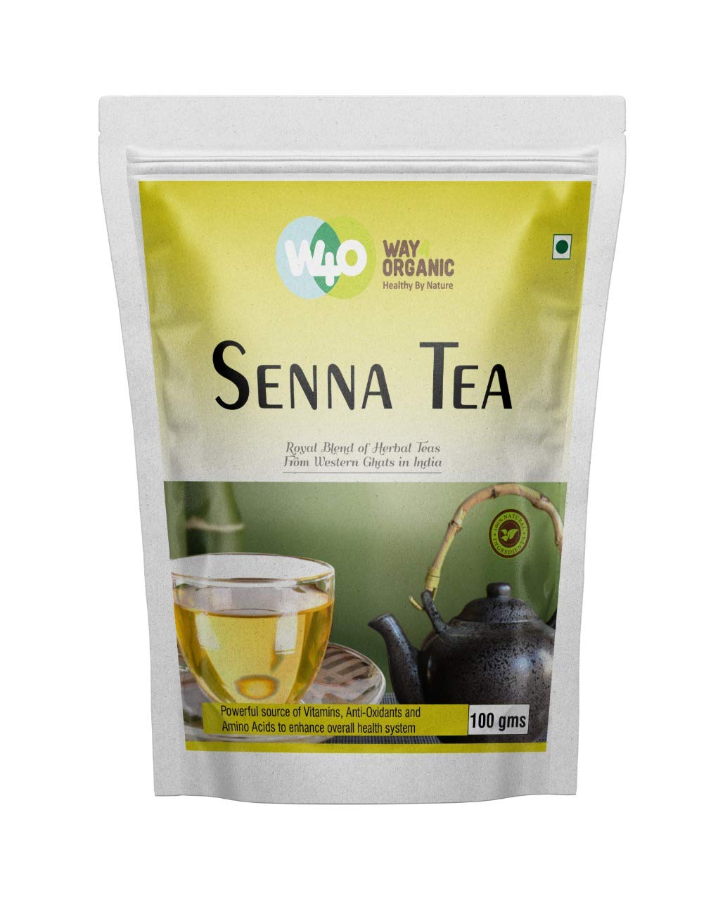 Way4Organic Senna Tea