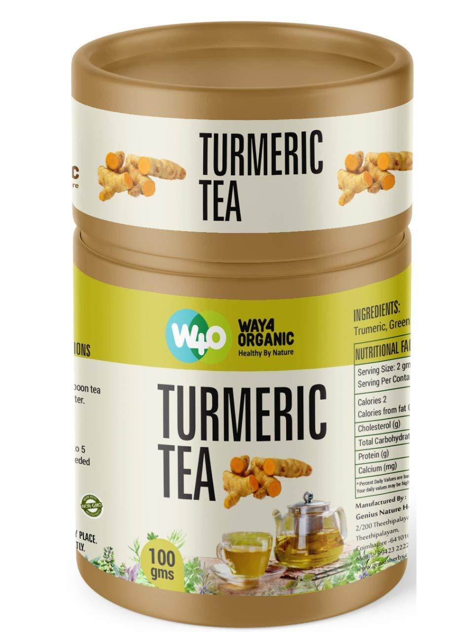 Way4Organic Turmeric Tea