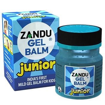 Zandu Gel Balm Junior