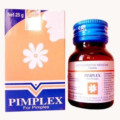 SBl Homeopathy Pimplex Tablets