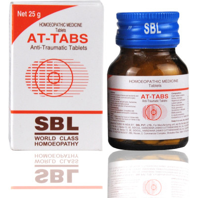 SBL Homeopathy AT-Tabs Tablets