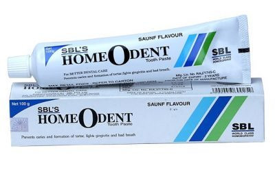 SBL Homeopathy Homeodent Tooth Paste