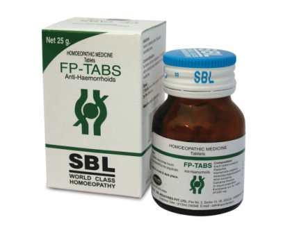Sbl Homeopathy FP Tablets